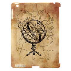 Discover The World Apple Ipad 3/4 Hardshell Case (compatible With Smart Cover)