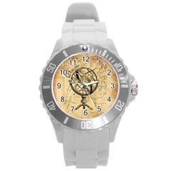 Discover The World Plastic Sport Watch (Large)