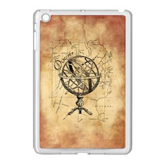 Discover The World Apple iPad Mini Case (White)