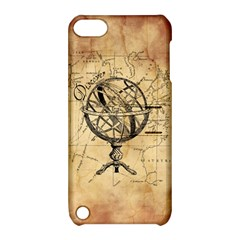 Discover The World Apple Ipod Touch 5 Hardshell Case With Stand