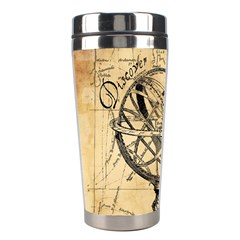 Discover The World Stainless Steel Travel Tumbler