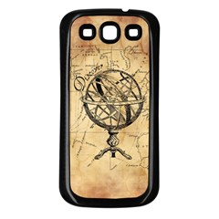 Discover The World Samsung Galaxy S3 Back Case (black)