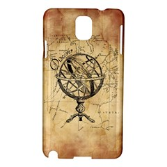 Discover The World Samsung Galaxy Note 3 N9005 Hardshell Case