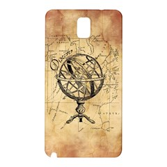 Discover The World Samsung Galaxy Note 3 N9005 Hardshell Back Case