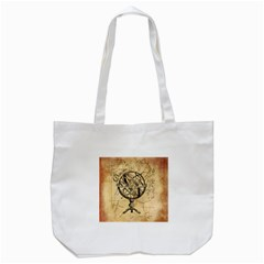 Discover The World Tote Bag (white)