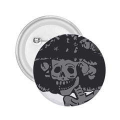 Day Of The Dead 2.25  Button