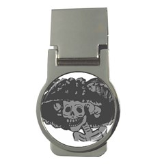 Day Of The Dead Money Clip (Round)