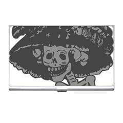 Day Of The Dead Business Card Holder