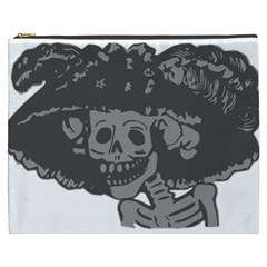 Day Of The Dead Cosmetic Bag (XXXL)