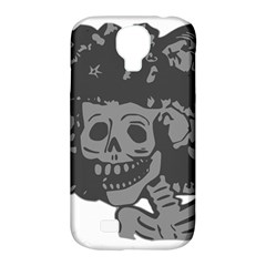 Day Of The Dead Samsung Galaxy S4 Classic Hardshell Case (PC+Silicone)