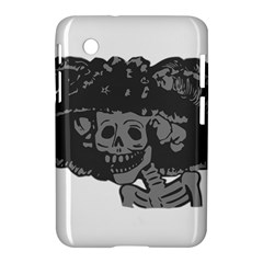 Day Of The Dead Samsung Galaxy Tab 2 (7 ) P3100 Hardshell Case