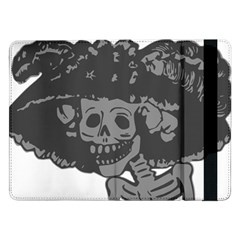 Day Of The Dead Samsung Galaxy Tab Pro 12.2  Flip Case