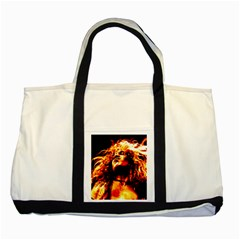 Golden God Two Toned Tote Bag