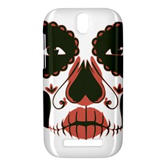 Day Of The Dead HTC One SV Hardshell Case