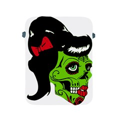 Day Of The Dead Apple iPad Protective Sleeve