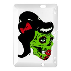 Day Of The Dead Kindle Fire HDX 8.9  Hardshell Case