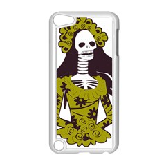 Day Of The Dead Apple iPod Touch 5 Case (White)