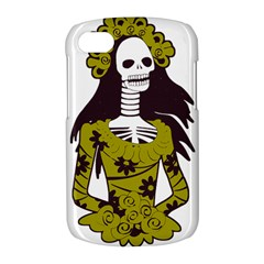 Day Of The Dead BlackBerry Q10 Hardshell Case