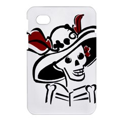Day Of The Dead Samsung Galaxy Tab 7  P1000 Hardshell Case