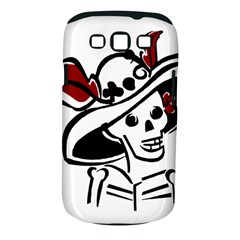 Day Of The Dead Samsung Galaxy S III Classic Hardshell Case (PC+Silicone)