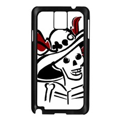 Day Of The Dead Samsung Galaxy Note 3 N9005 Case (Black)