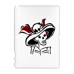 Day Of The Dead Samsung Galaxy Note 10.1 (P600) Hardshell Case