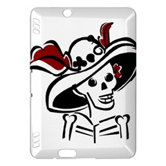 Day Of The Dead Kindle Fire HDX 7  Hardshell Case