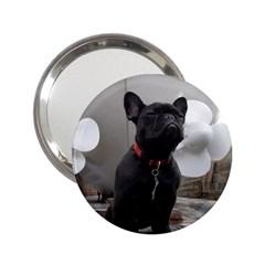 French Bulldog Handbag Mirror (2.25 )