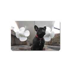 French Bulldog Magnet (Name Card)