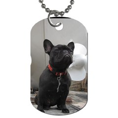 French Bulldog Dog Tag (One Sided)