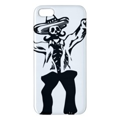 Day Of The Dead iPhone 5S Premium Hardshell Case