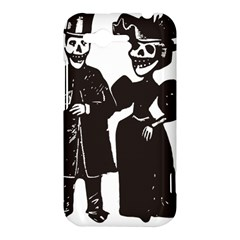 Day Of The Dead HTC Rhyme Hardshell Case