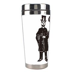 Day Of The Dead Stainless Steel Travel Tumbler