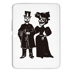 Day Of The Dead Samsung Galaxy Tab 3 (10.1 ) P5200 Hardshell Case