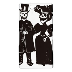 Day Of The Dead Sony Xperia Z Ultra (XL39H) Hardshell Case