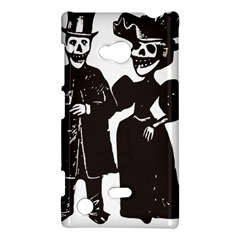 Day Of The Dead Nokia Lumia 720 Hardshell Case