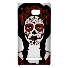 Day Of The Dead HTC 8X Hardshell Case
