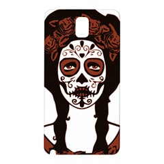 Day Of The Dead Samsung Galaxy Note 3 N9005 Hardshell Back Case
