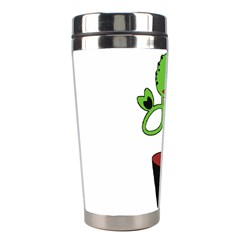 Feed Me Stainless Steel Travel Tumbler