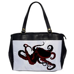 Octopus Oversize Office Handbag (One Side)