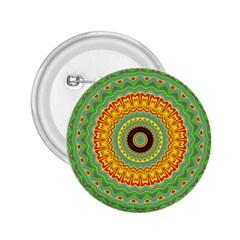 Mandala 2 25  Button