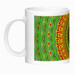 Mandala Glow in the Dark Mug