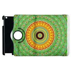 Mandala Apple Ipad 3/4 Flip 360 Case