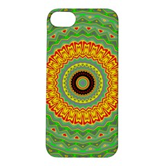 Mandala Apple Iphone 5s Hardshell Case