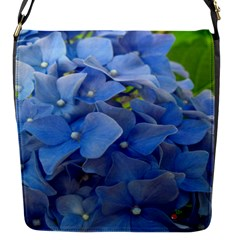 Blue Hydrangea Removable Flap Cover (Small)