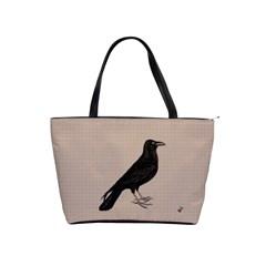 Raven Large Shoulder Bag