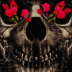 Death and Flowers Canvas 12  x 12  (Unframed)