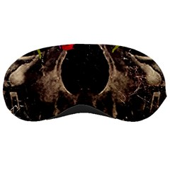 Death and Flowers Sleeping Mask