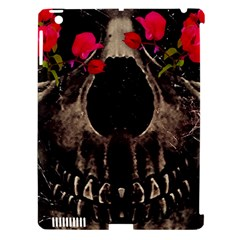 Death And Flowers Apple Ipad 3/4 Hardshell Case (compatible With Smart Cover)