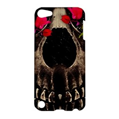 Death And Flowers Apple Ipod Touch 5 Hardshell Case